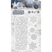 Studio Light Snowy Afternoon Cutting & Embossing Die Number 219