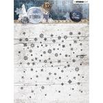 Studio Light Snowy Afternoon Background Stamp Number 401 - PRE ORDER