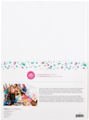 Jane Davenport Mixed Media Canvas Cover Journal - PRE ORDER