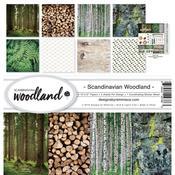 Scandinavian Woodland Reminisce Collection Kit