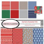 Santa's Sweater Reminisce Collection Kit