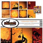 Halloween Night Reminisce Collection Kit