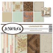 Junkstock Reminisce Collection Kit