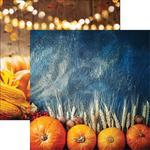 Pumpkin Spice Paper - Glorious Autumn - Reminisce