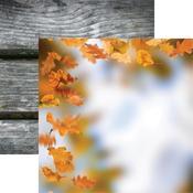 Golden Fall Paper - Glorious Autumn - Reminisce