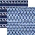 Penguin Sweater Paper - Santa's Sweater - Reminisce