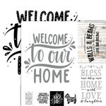 Home Foiled Paper - Frameable Quotes - Reminisce