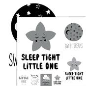Sleep Tight Foiled Paper - Frameable Quotes - Reminisce