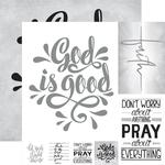 Faith Foiled Paper - Frameable Quotes - Reminisce