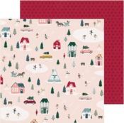 Village Paper - Snowflake - Crate Paper