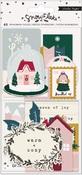 Snowflake Ephemera - Crate Paper