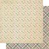 April Patterns Paper - The Calendar Collection - Authentique