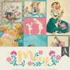 May Paper Pack - The Calendar Collection - Authentique