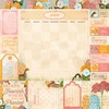 August Paper - Time & Place - Bo Bunny