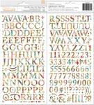 Time & Place Chipboard Thickers - Bo Bunny - PRE ORDER