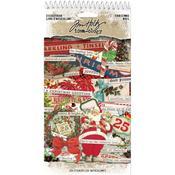 "Christmas Idea-Ology Sticker Book 4.5""X8.75"""