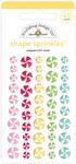 Peppermint Twist Shape Sprinkles - Doodlebug