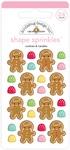Cookies & Candies Shape Sprinkles - Doodlebug