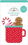 Hot Cocoa Doodlepop - Doodlebug