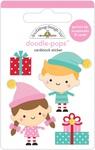 Santa's Helper Doodlepop - Doodlebug