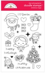 Christmas Magic Doodle Stamps - Doodlebug