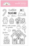 Santa's Sweets Doodle Stamps - Doodlebug
