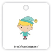 Buddy Collectible Pins - Doodlebug