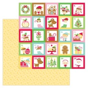 Christmas Magic Paper - Christmas Magic - Doodlebug