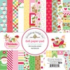 Christmas Magic 6 x 6 Paper Pad - Doodlebug