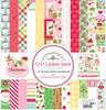 Christmas Magic 12 x 12 Paper Pack - Doodlebug