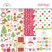 Christmas Magic Essentials Kit - Doodlebug