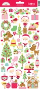 Christmas Magic Icon Stickers - Doodlebug