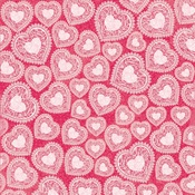 Valentine Paper - Count The Ways - Bo Bunny
