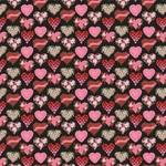 Box of Chocolates Paper - Be My Valentine - Echo Park - PRE ORDER