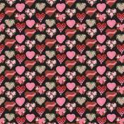 Box of Chocolates Paper - Be My Valentine - Echo Park