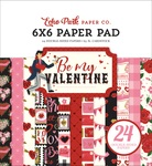 Be My Valentine 6x6 Paper Pad - Echo Park - PRE ORDER