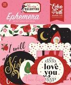 Be My Valentine Ephemera - Echo Park