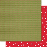 Candy Canes Paper - Santa Squad - Bella Blvd