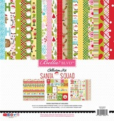 Santa Squad Collection Kit - Bella Blvd