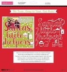 Little Helpers Cut Outs - Santa Squad - Bella Blvd