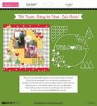 Wreath Cut Outs - Santa Squad - Bella Blvd - PRE ORDER