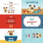 4X6 Journaling Cards Paper - I Love My Dog - Echo Park