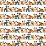 Go Fetch Paper - I Love My Dog - Echo Park