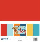 I Love My Dog Solids Kit - Echo Park