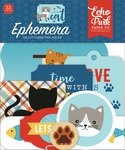 I Love My Cat Ephemera - Echo Park