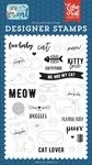 Kitty Love Stamp Set - Echo Park