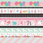 Border Strips Paper - It's Your Birthday Girl - Echo Park