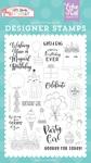 Birthday Girl Stamp Set - Echo Park