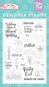 Birthday Girl Stamp Set - Echo Park