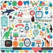 It's Your Birthday Boy Element Sticker - Echo Park